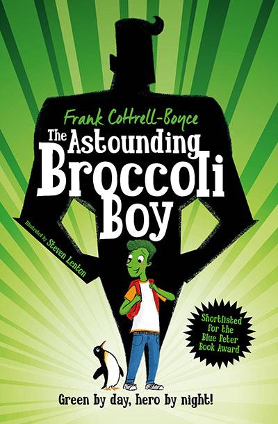 The Astounding Broccoli Boy - Jacket