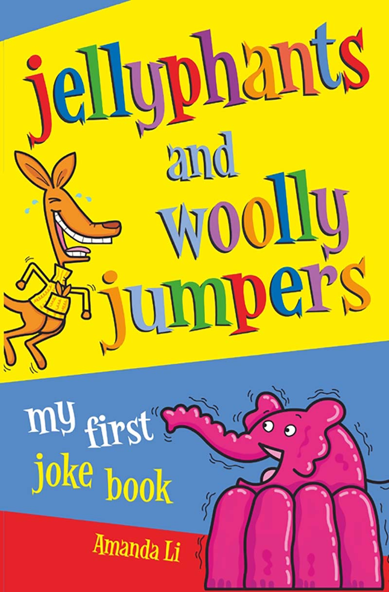 Jellyphants and Woolly Jumpers - Jacket