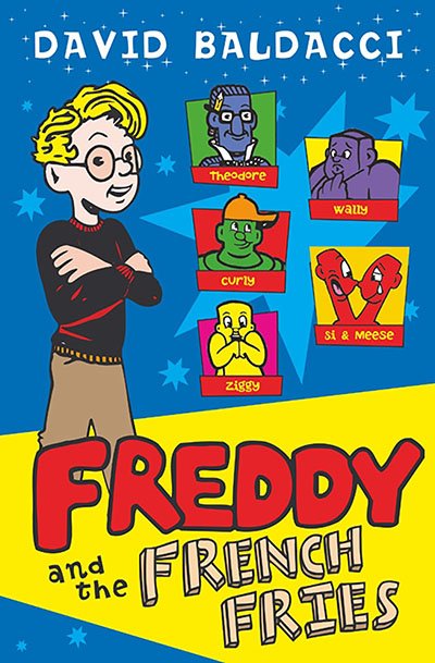 Freddy and the French Fries - Jacket