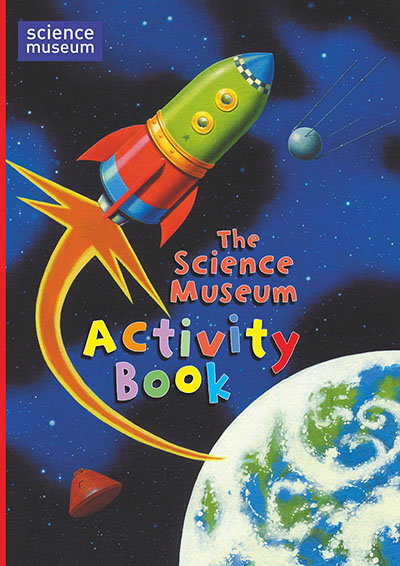 The Science Museum Activity Book - Jacket