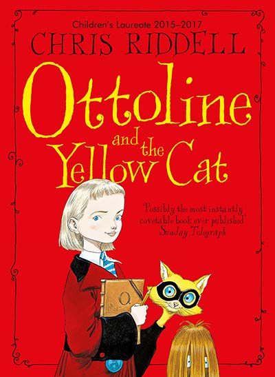 Ottoline and the Yellow Cat - Jacket