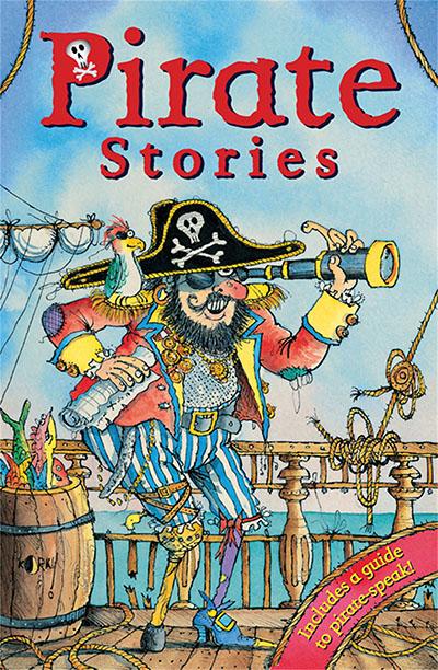 Pirate Stories - Jacket