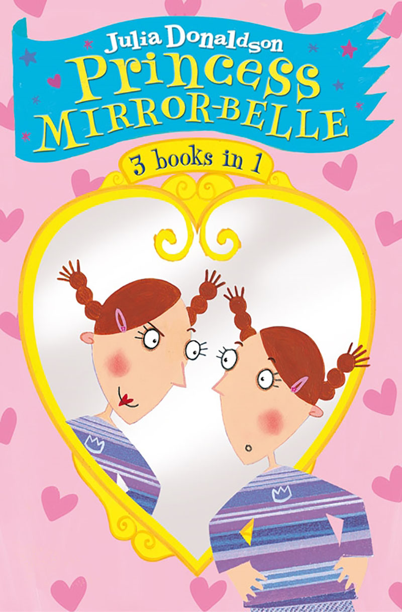 The Princess Mirror-Belle Collection - Jacket