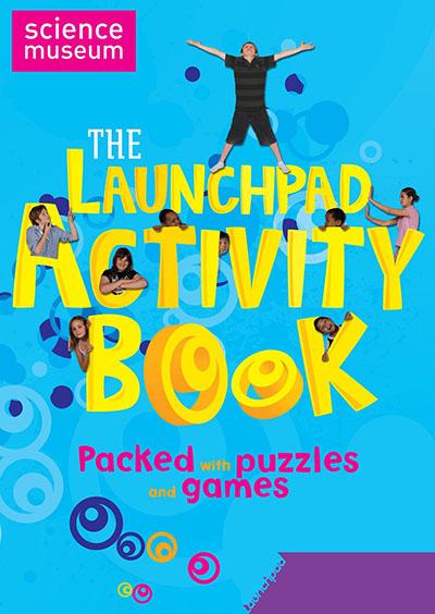 Launchpad Activity Book - Jacket