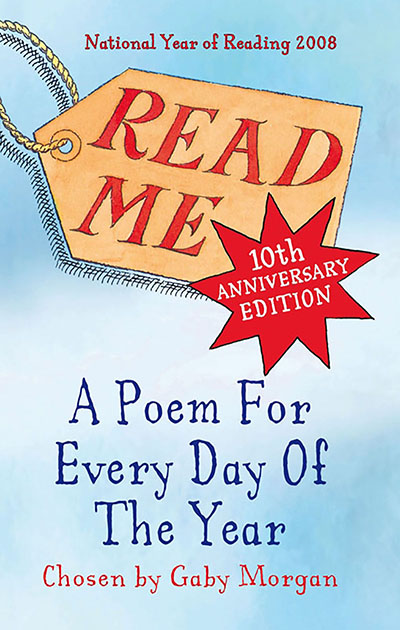 Read Me 10th Anniversary Edition - Jacket
