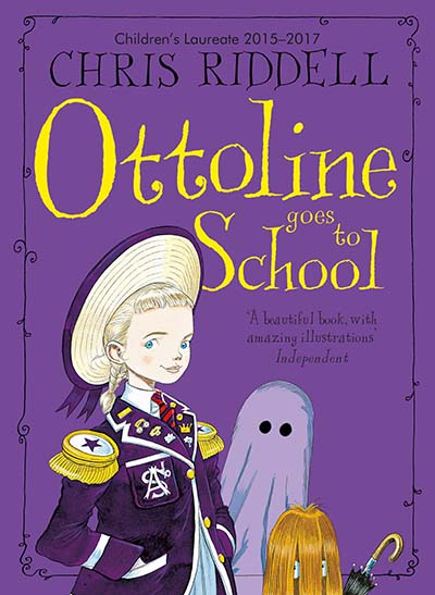 Ottoline Goes to School - Jacket