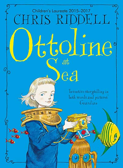 Ottoline at Sea - Jacket