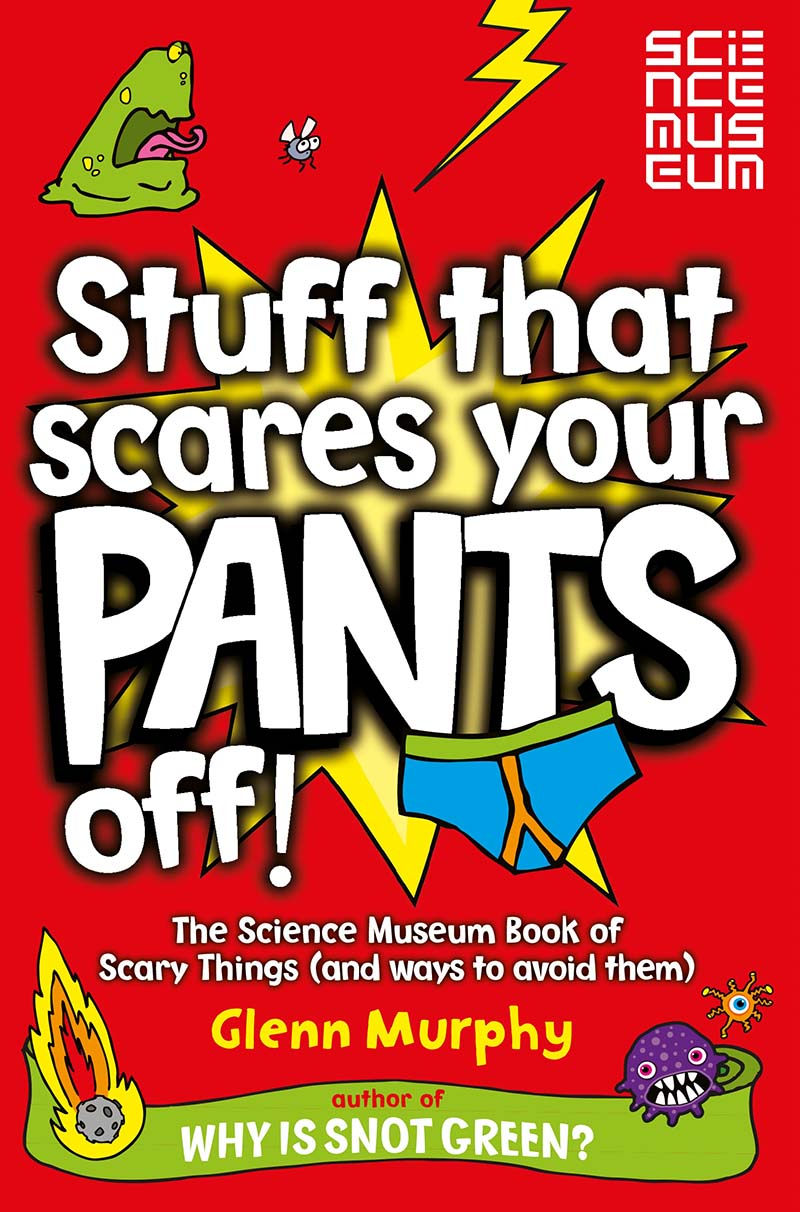Stuff That Scares Your Pants Off! - Jacket