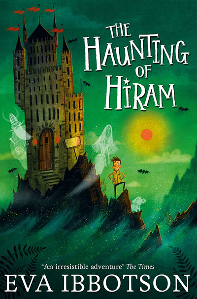 The Haunting of Hiram - Jacket