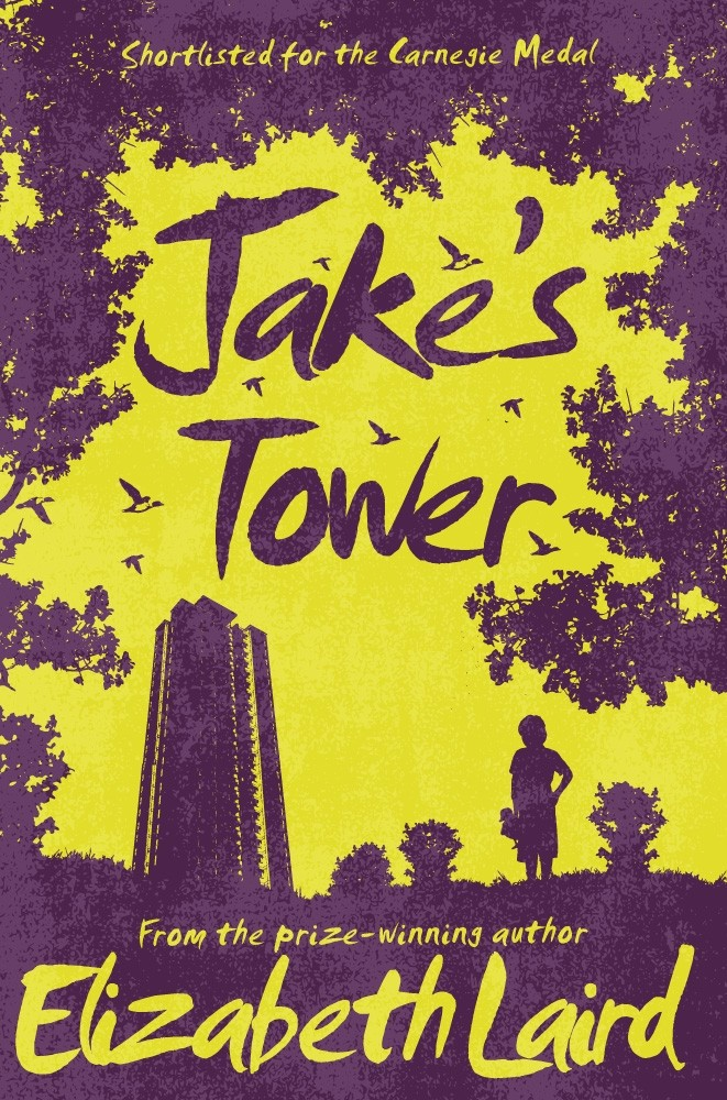 Jake's Tower - Jacket