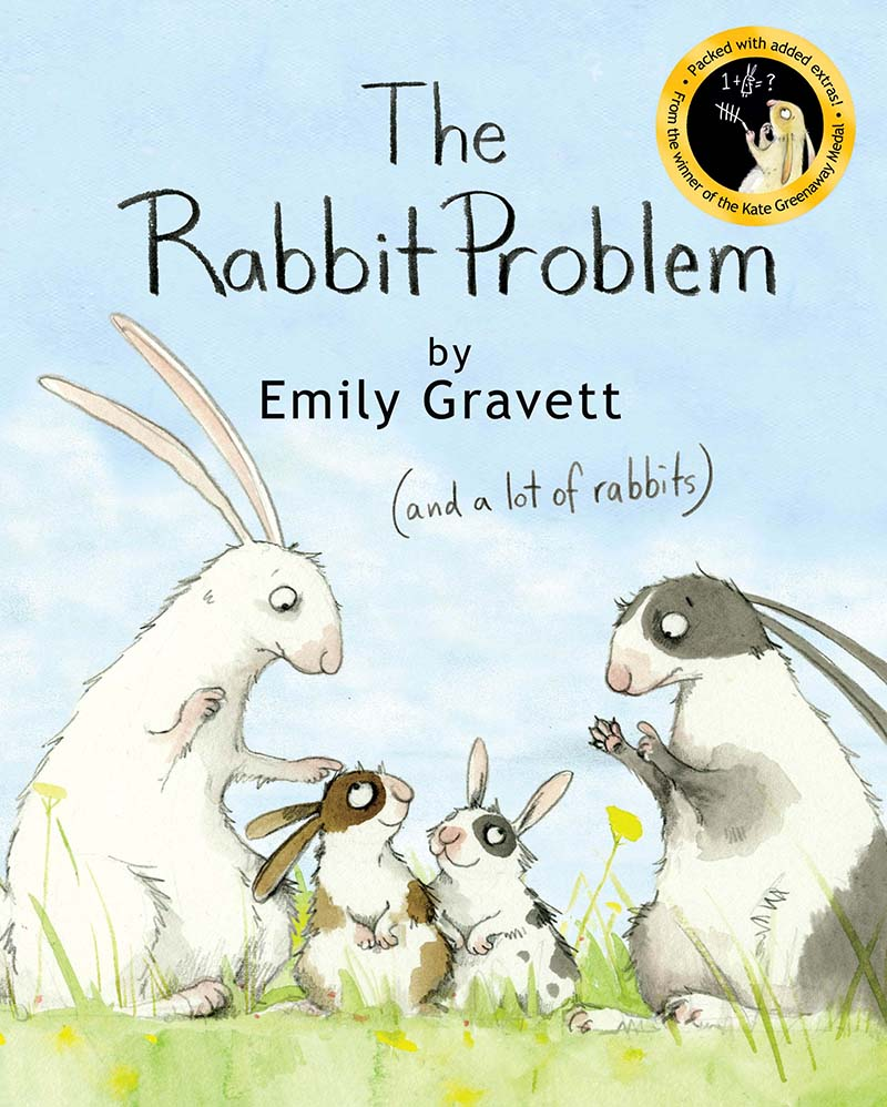The Rabbit Problem - Jacket