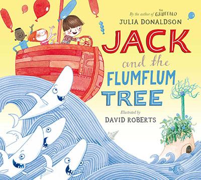 Jack and the Flumflum Tree - Jacket