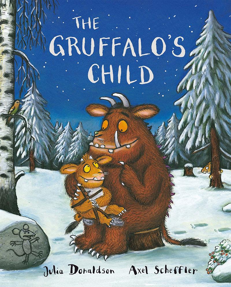 The Gruffalo's Child Big Book - Jacket
