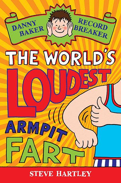 Danny Baker Record Breaker (3): The World's Loudest Armpit Fart - Jacket