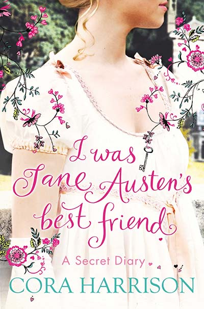 I Was Jane Austen's Best Friend - Jacket
