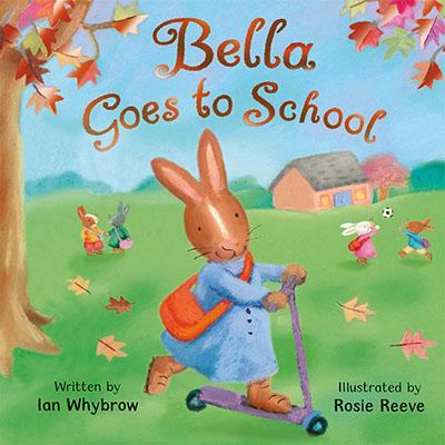 Bella Goes to School - Jacket