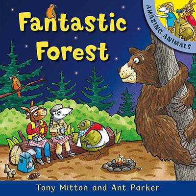 Amazing Animals: Fantastic Forest - Jacket