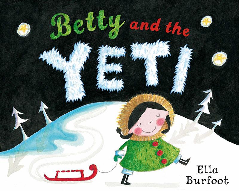 Betty and the Yeti - Jacket