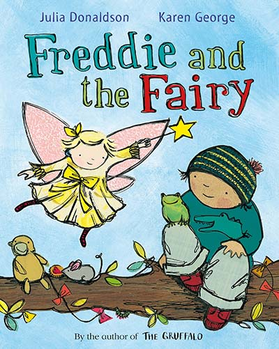 Freddie and the Fairy - Jacket