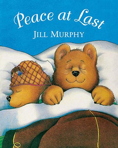 Peace at Last Big Book - Jacket