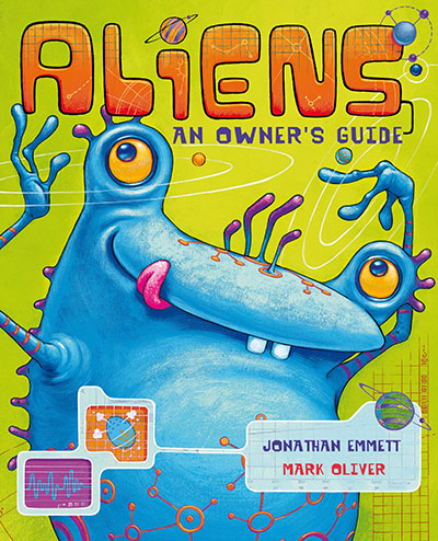 Aliens: An Owner's Guide - Jacket