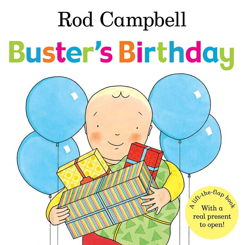 Buster's Birthday - Jacket