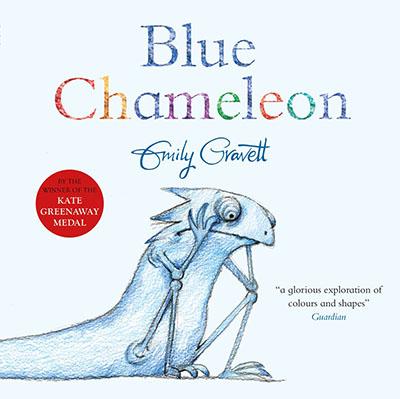 Blue Chameleon - Jacket