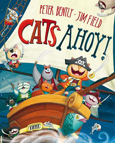 Cats Ahoy! - Jacket