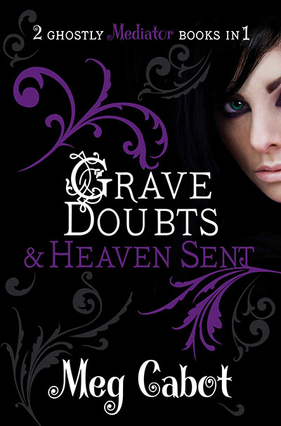 The Mediator: Grave Doubts and Heaven Sent - Jacket