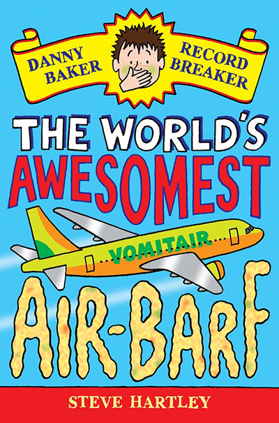 Danny Baker Record Breaker (2): The World's Awesomest Air-Barf - Jacket