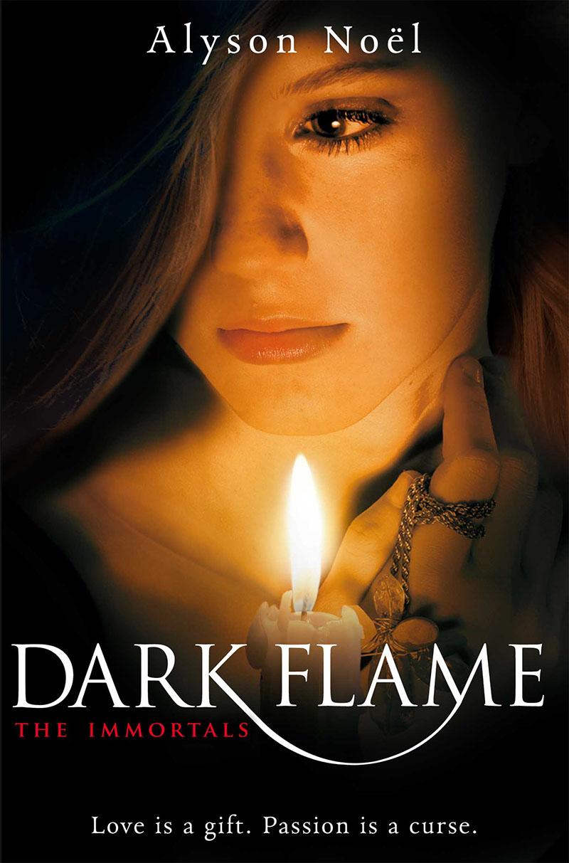 Dark Flame - Jacket