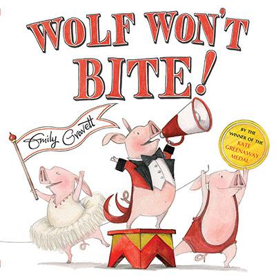 Wolf Won't Bite! - Jacket