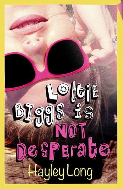 Lottie Biggs is (Not) Desperate - Jacket