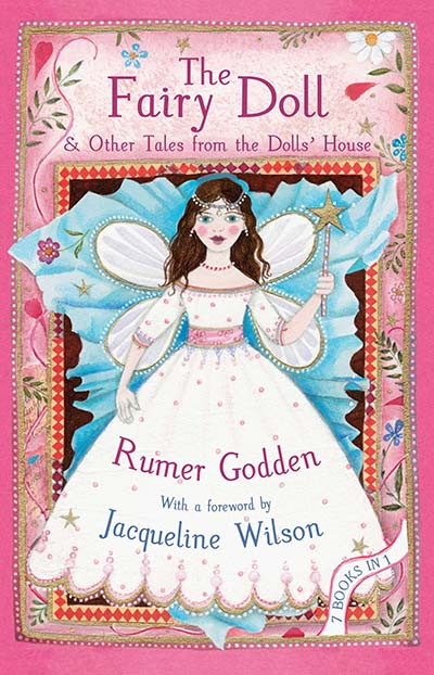 The Fairy Doll and other Tales from the Dolls' House - Jacket