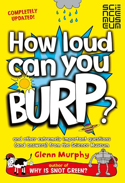 How Loud Can You Burp? - Jacket