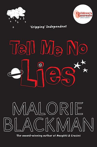 Tell Me No Lies - Jacket