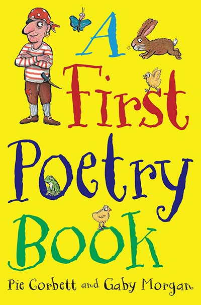 A First Poetry Book (Macmillan Poetry) - Jacket