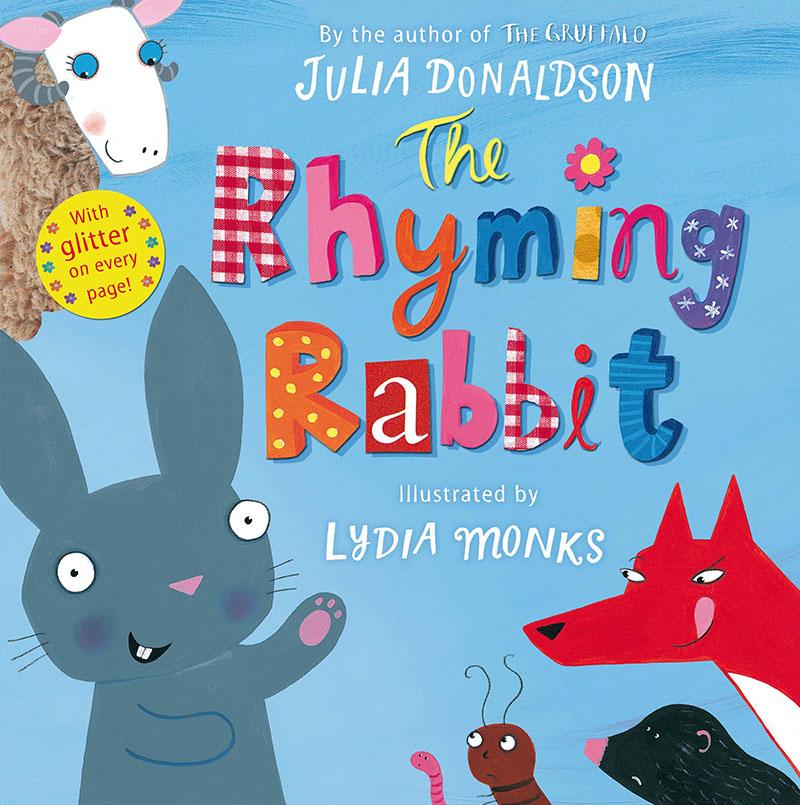 The Rhyming Rabbit - Jacket