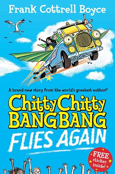 Chitty Chitty Bang Bang Flies Again - Jacket