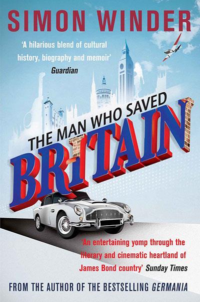 The Man Who Saved Britain - Jacket