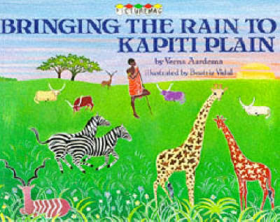 Bringing the Rain to Kapiti Plain - Jacket