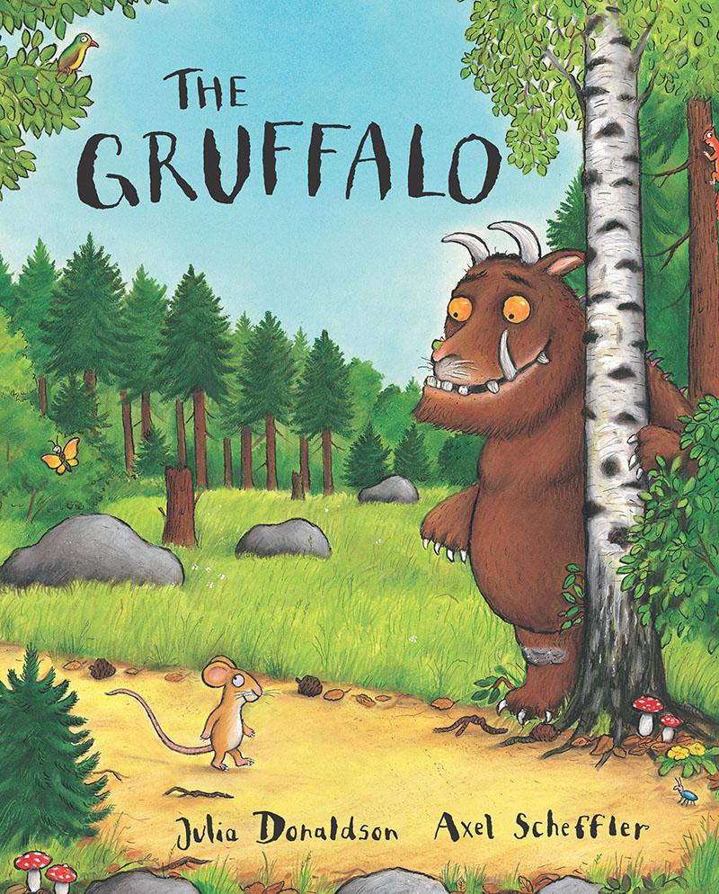 The Gruffalo - Jacket