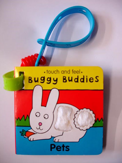 Touch & Feel Buggy Buds:Pets - Jacket