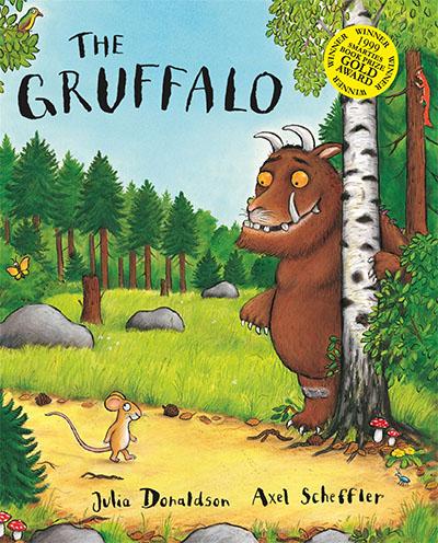 The Gruffalo Big Book - Jacket