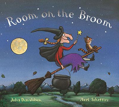 Room on the Broom - Jacket
