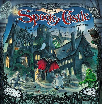 Pop-Up Spooky Castle - Jacket