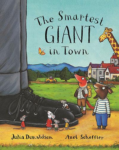 The Smartest Giant in Town - Jacket