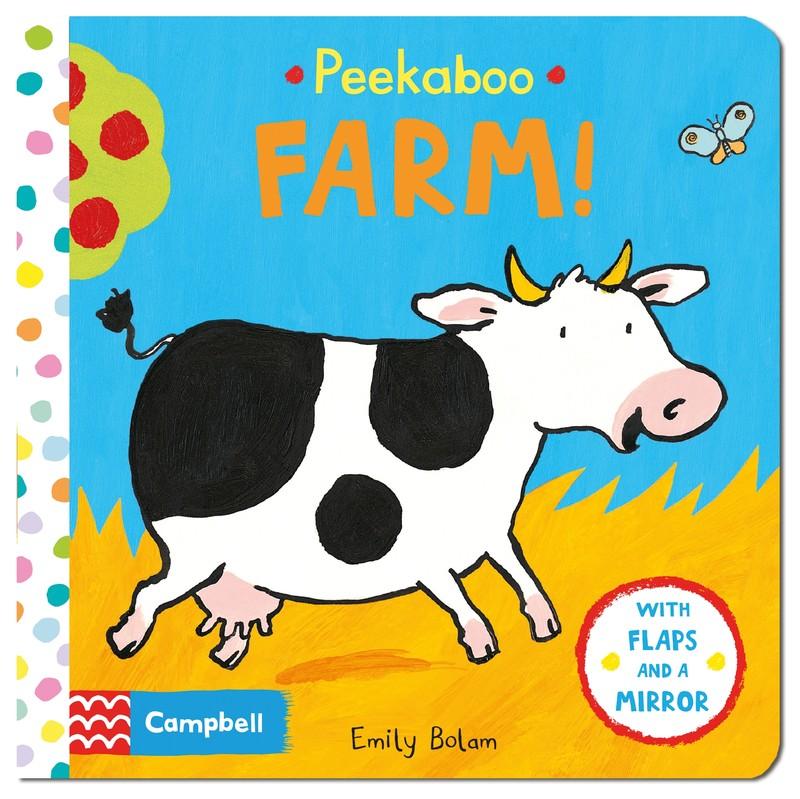 Peekabooks: Peekaboo Farm - Jacket