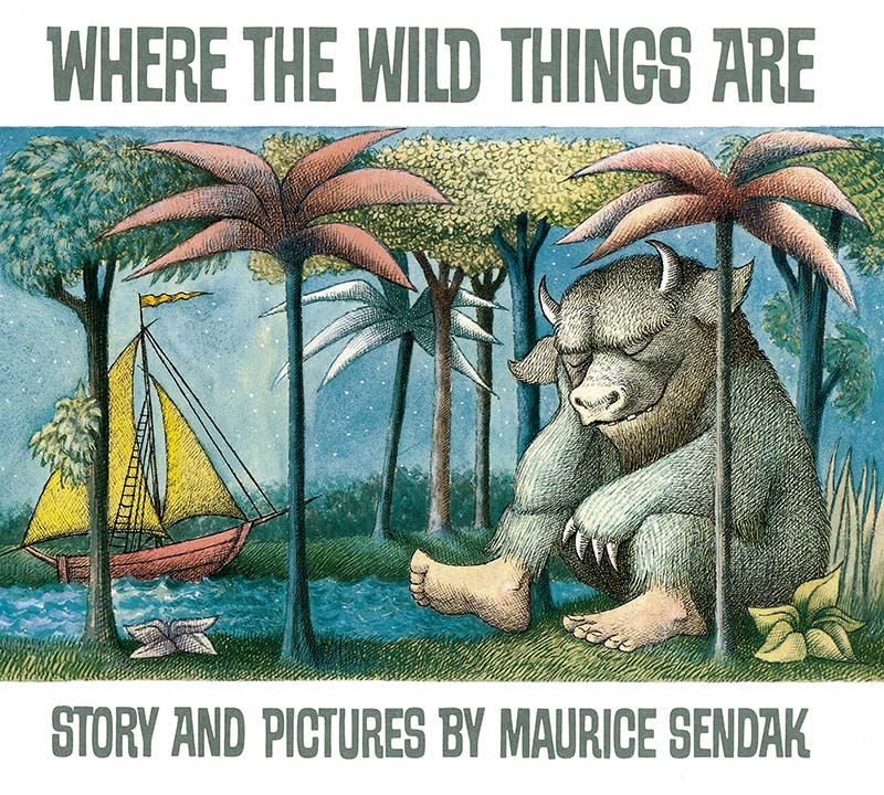 Where The Wild Things Are - Jacket