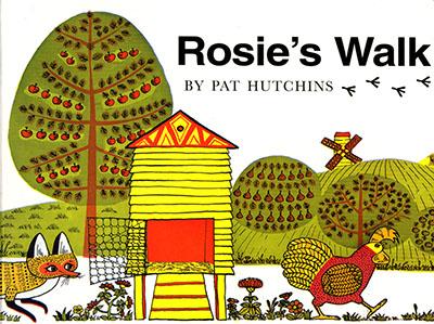 Rosie's Walk - Jacket